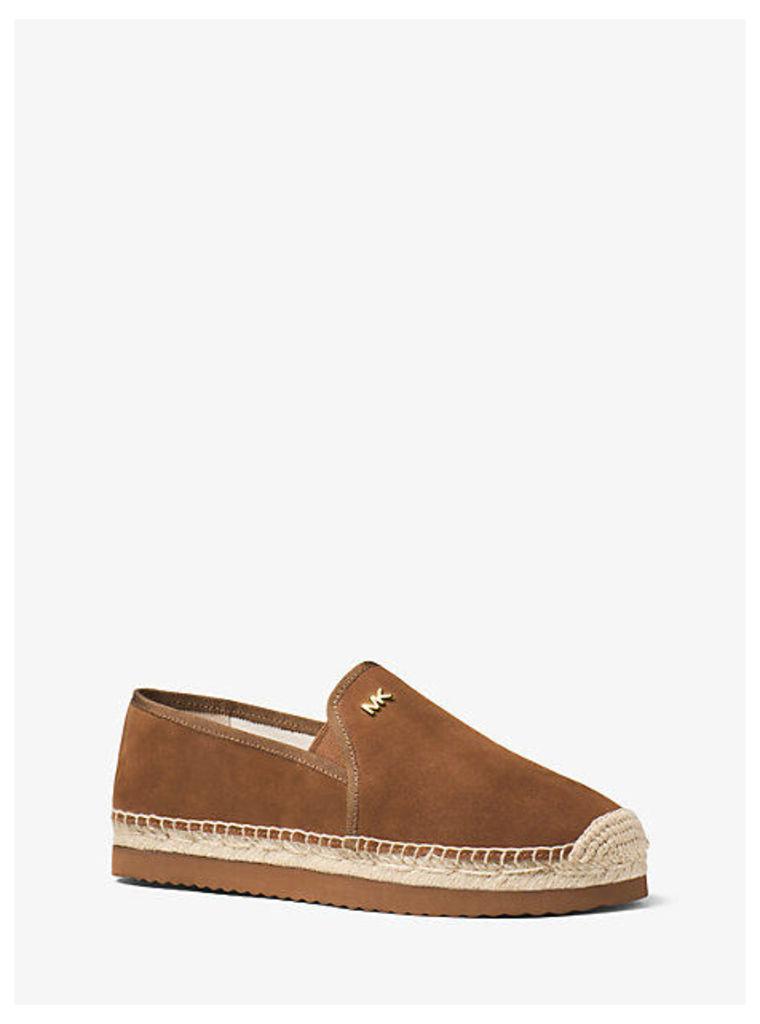 Hastings Suede Slip-On Sneaker