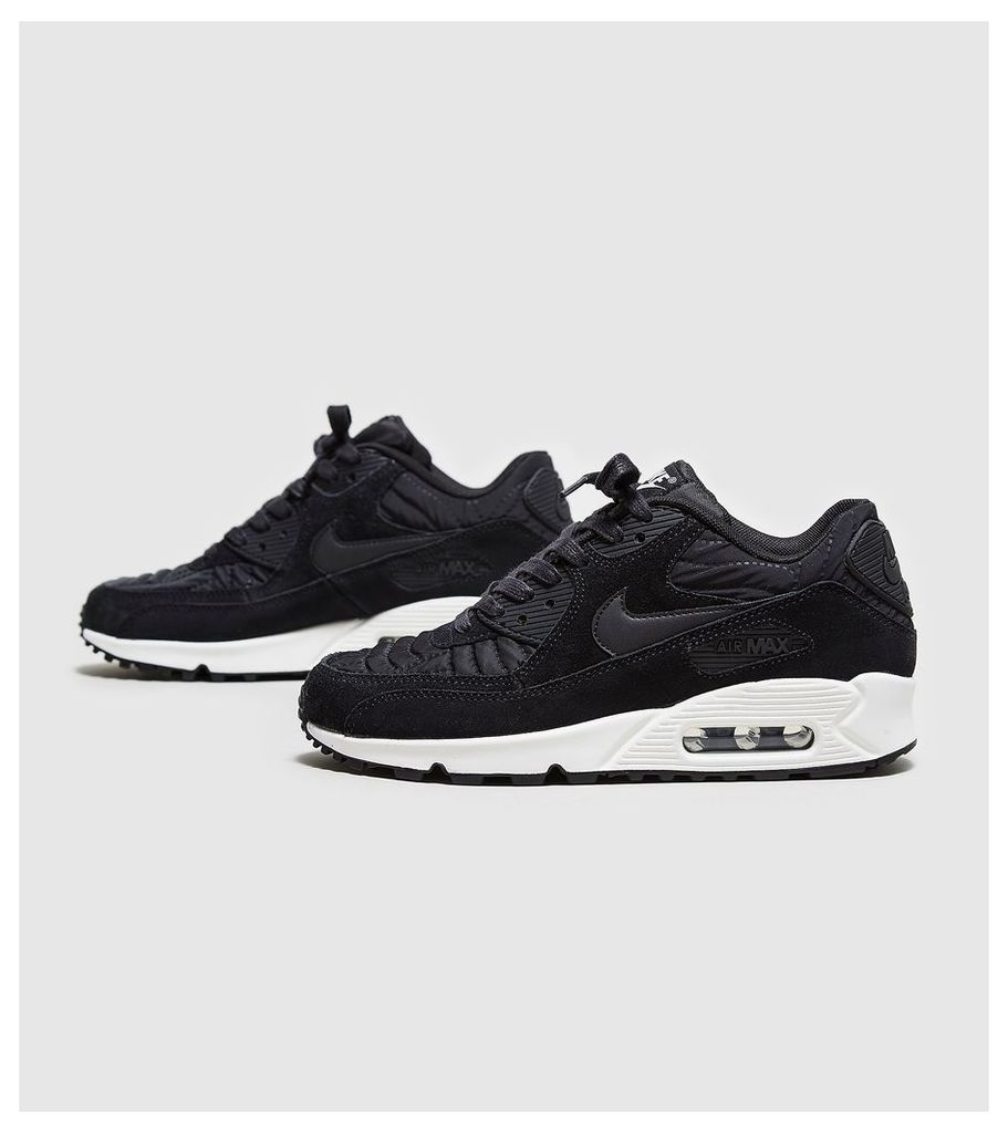Nike Air Max 90 Quilted Women's, Black