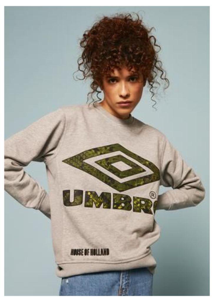 Umbro Snake Applique Sweatshirt