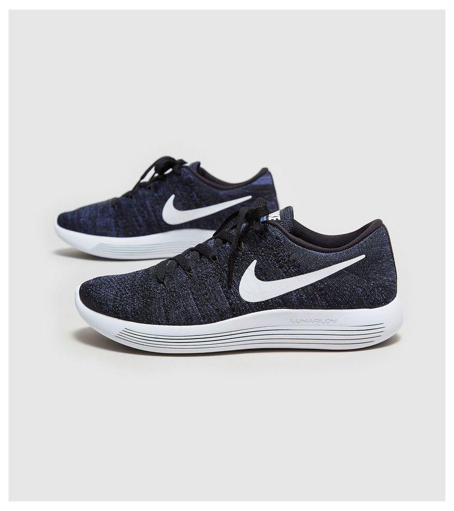 Nike LunarEpic Flyknit Women's, Black/White