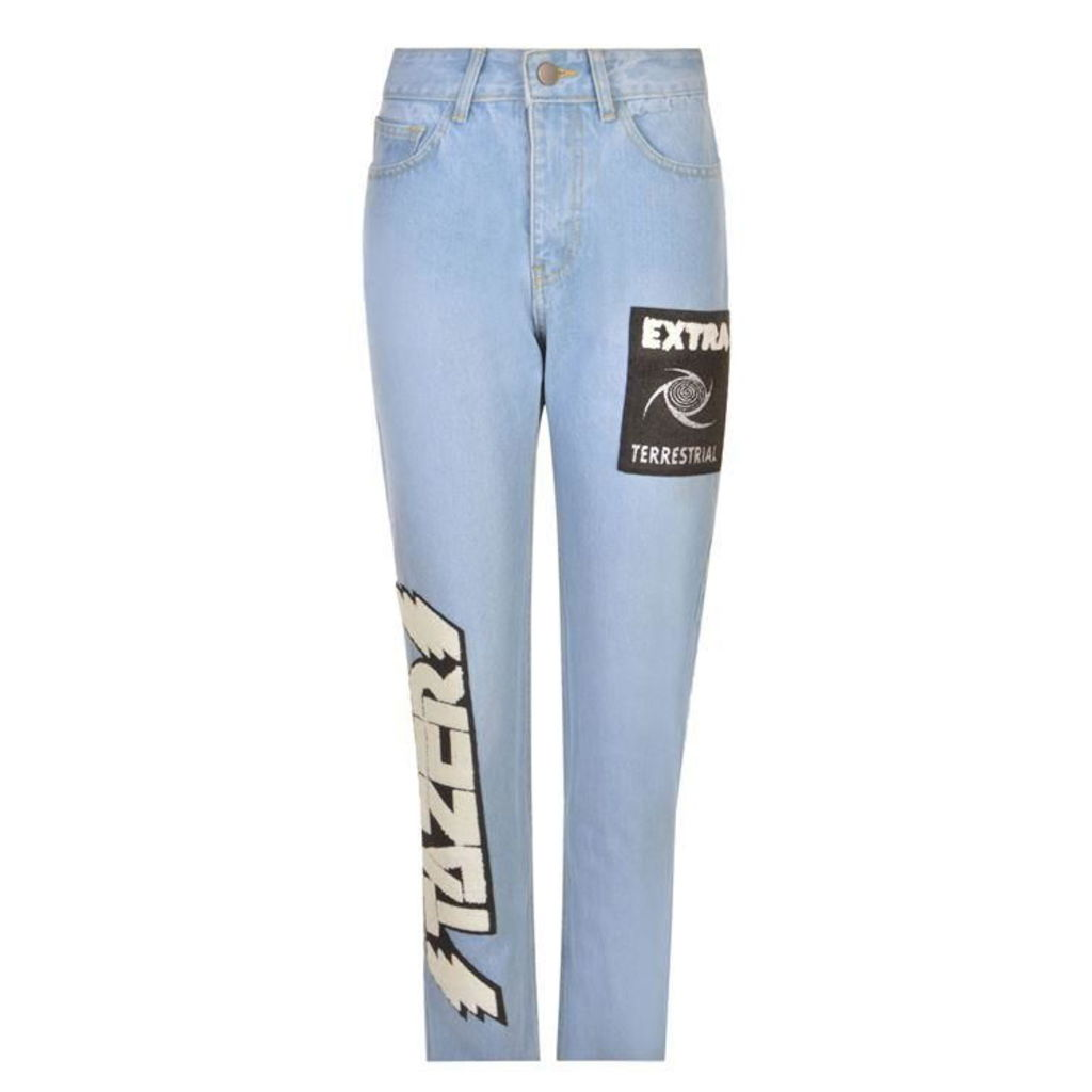 Tazer Patch Jeans