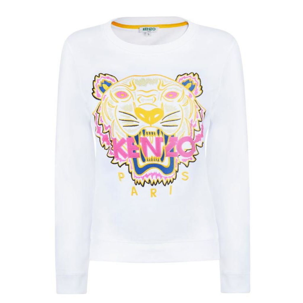 Tiger Logo Sweatshirt