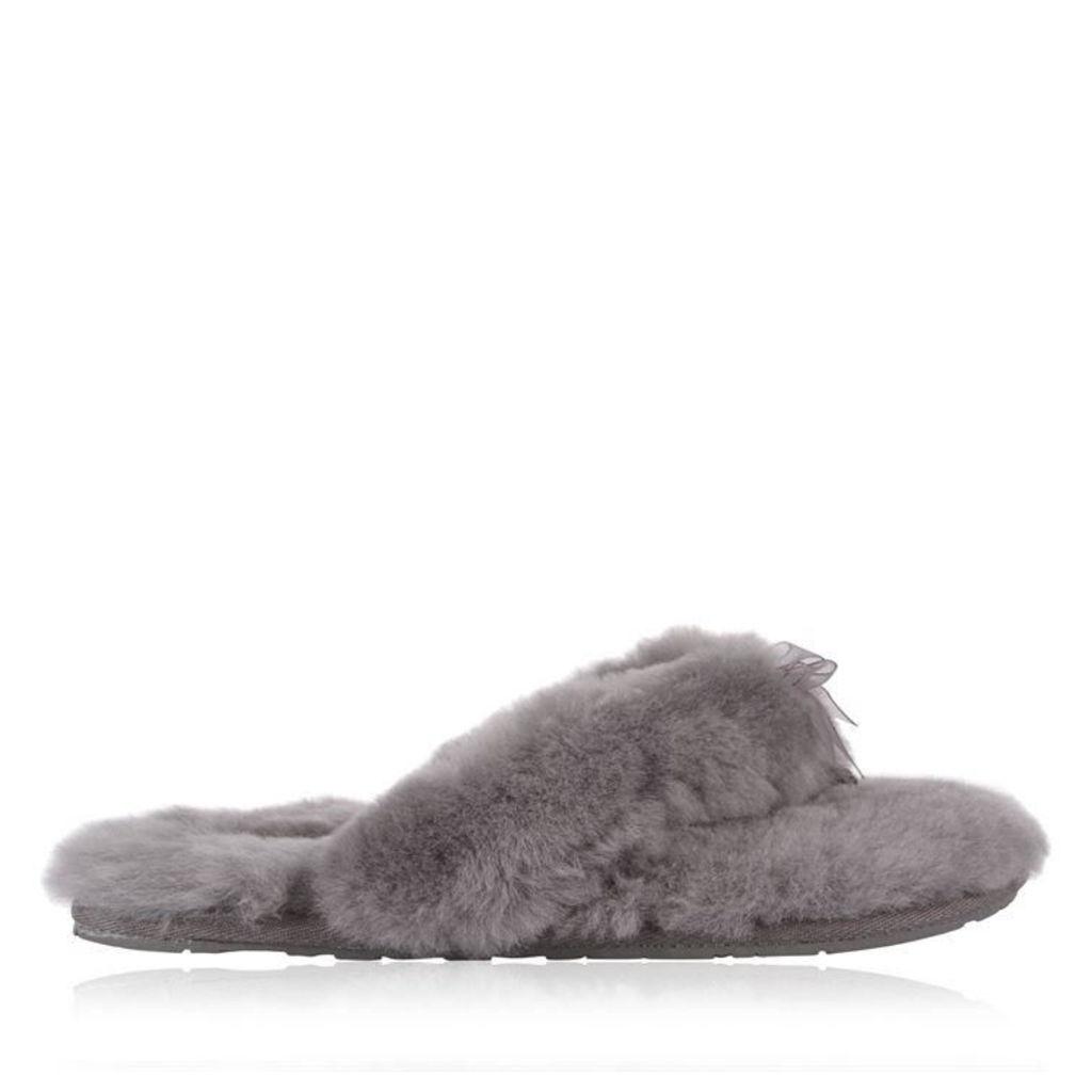 Fluff Flip Flop Slippers