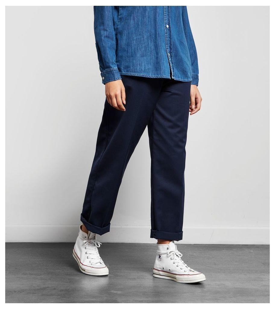 Carhartt WIP Packard Pants, Navy Blue