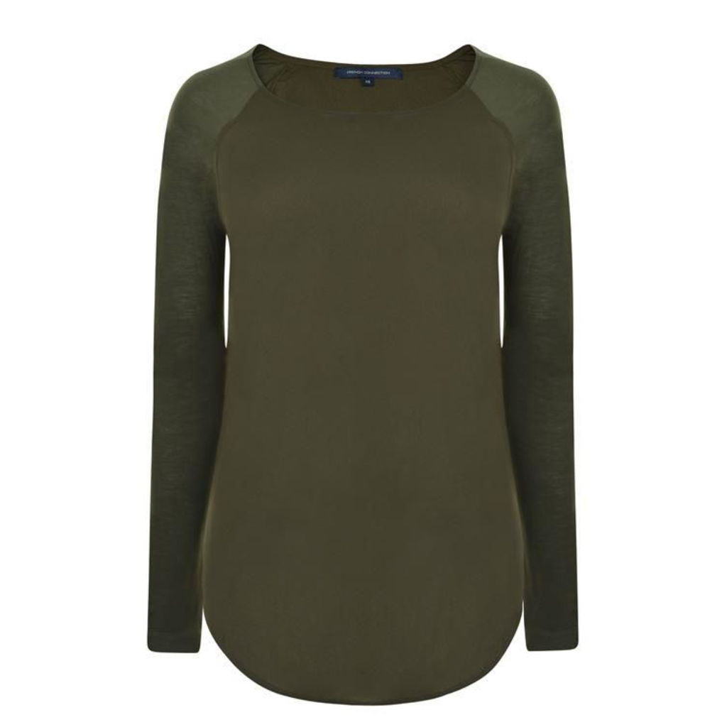 Polly Long Sleeved Top