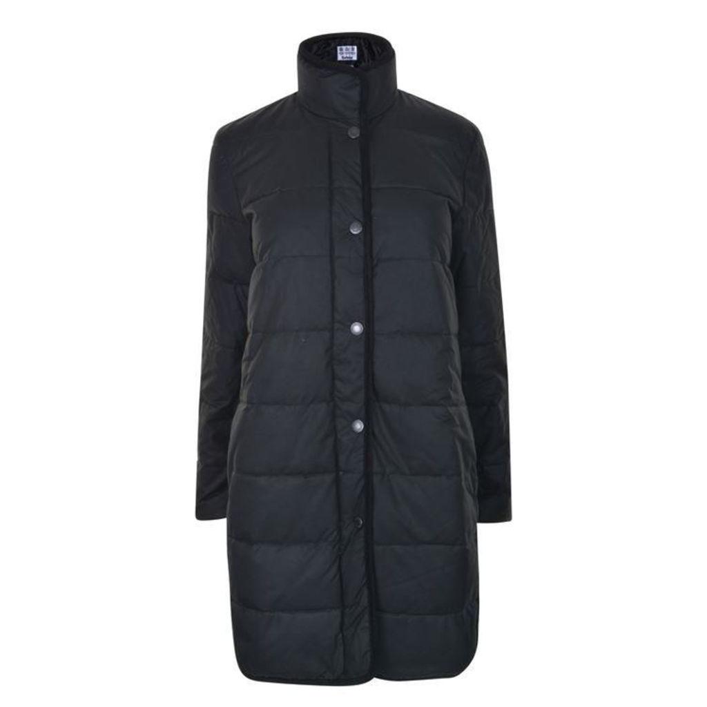 Wax Baffle Coat