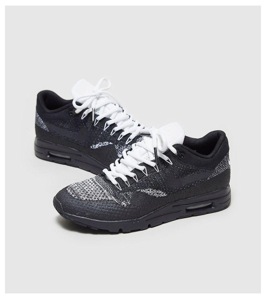 Nike Air Max 1 Ultra Flyknit Women's, Black