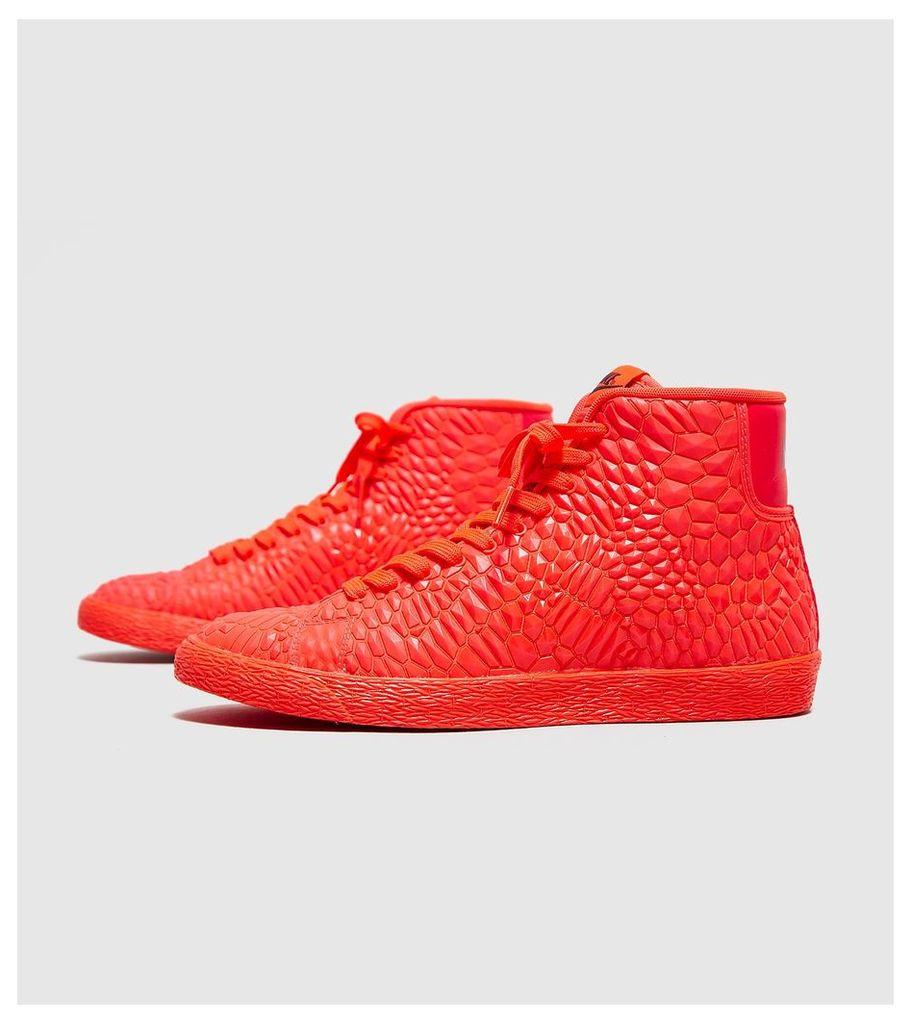Nike Blazer Mid DMB Women's, Crimson/Red/Pink