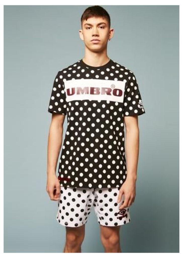 Umbro Plastisol Dot T-Shirt