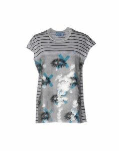 PRADA TOPWEAR T-shirts Women on YOOX.COM