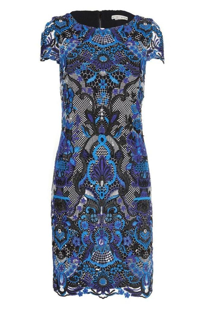 Nakia Boat Neck Midlength Dress