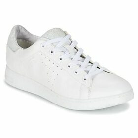 Geox  JAYSEN A  women's Shoes (Trainers) in White