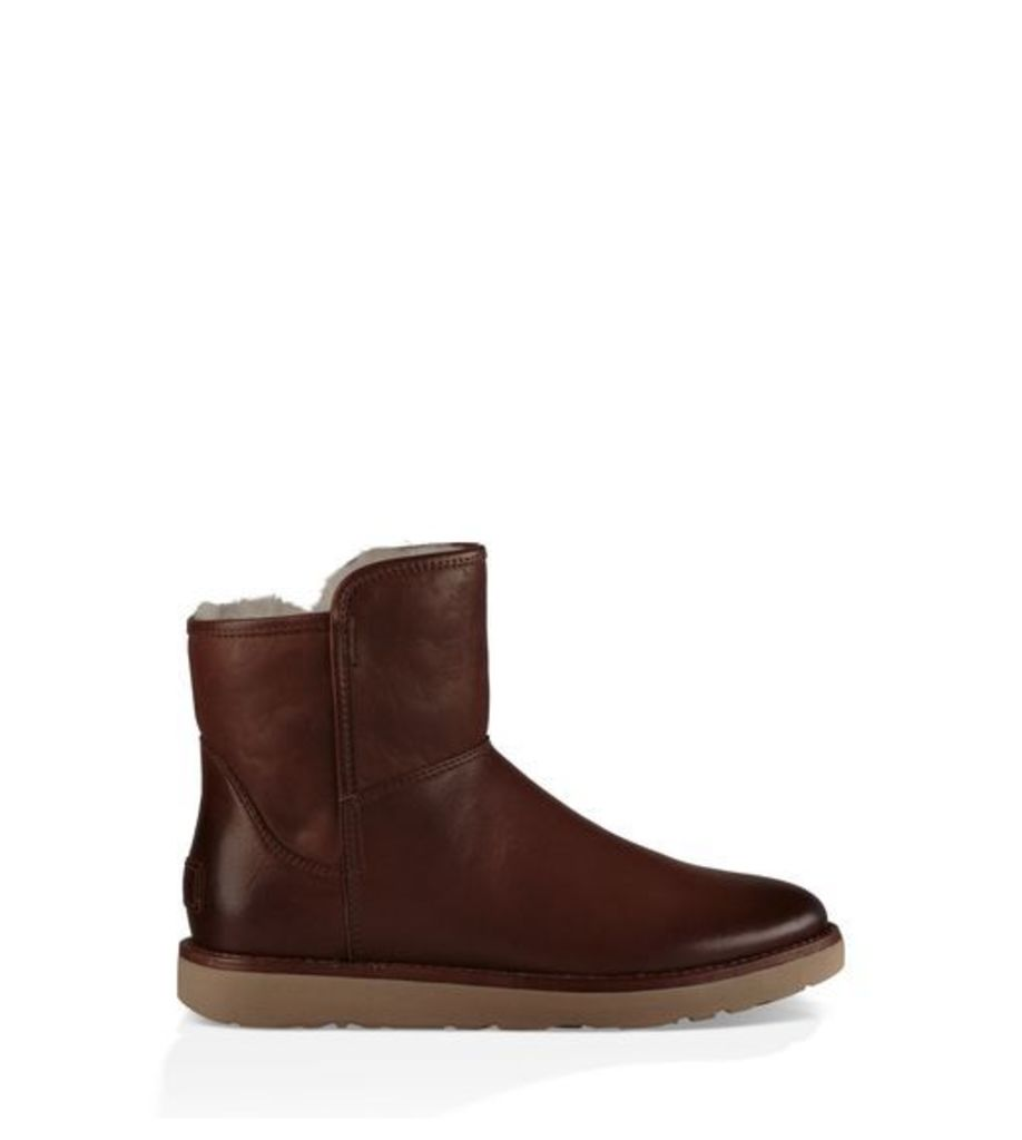 UGG Abree Mini Leather Womens Boots Bruno 9