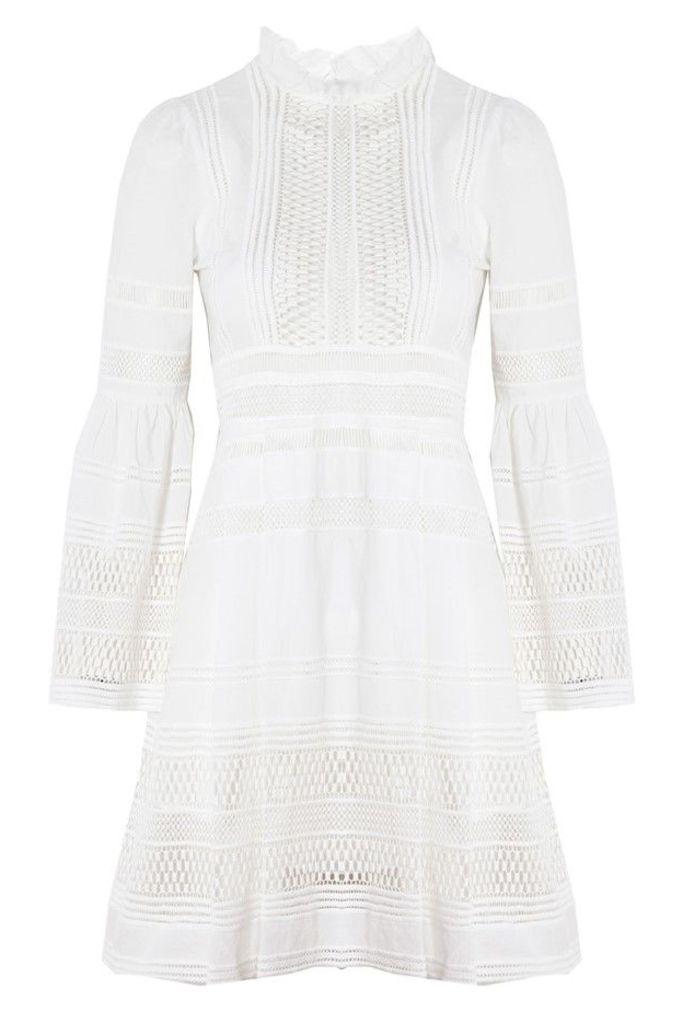 Baja Lace Dress
