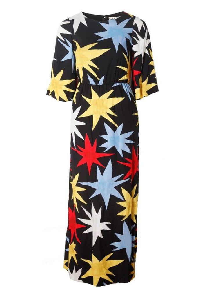 Kellyann Maxi Kaftan Dress