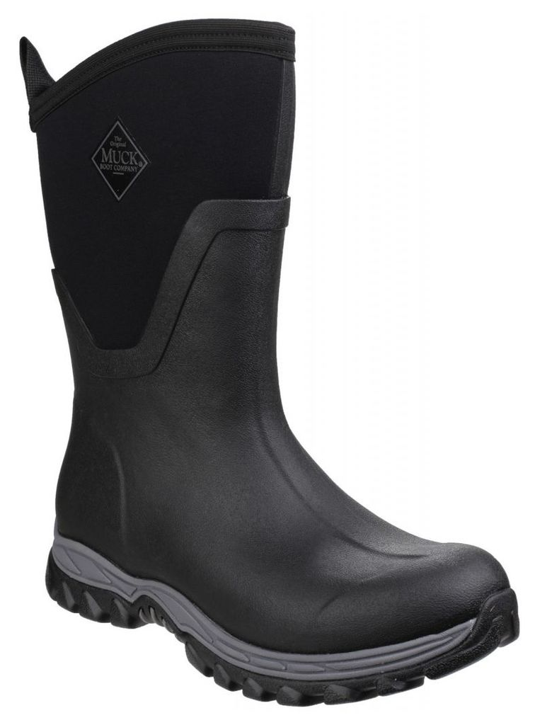 Arctic Sport Mid Pull On Wellington Boot