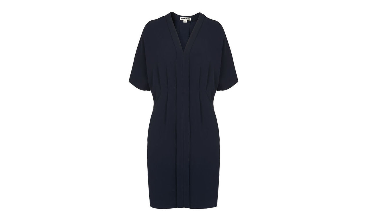Eloise V-neck Dress