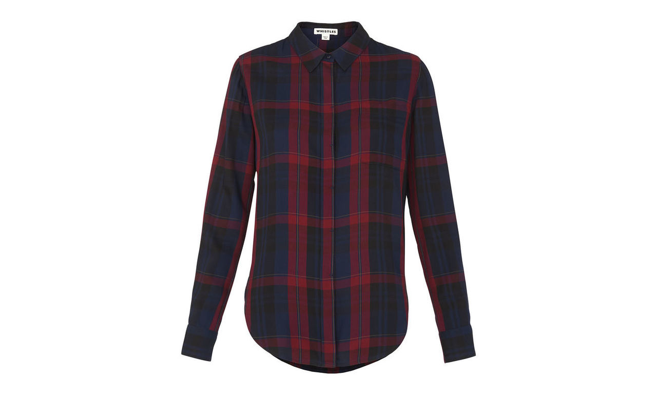 Emeilia Check Shirt