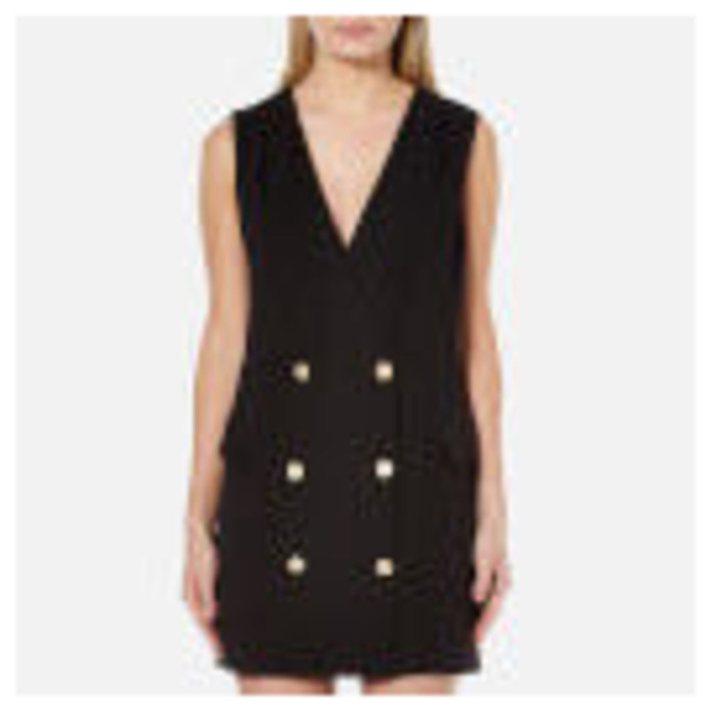 MINKPINK Women's Crawford Blazer Dress - Black
