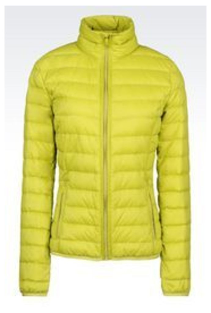 OFFICIAL STORE ARMANI JEANS Down coat