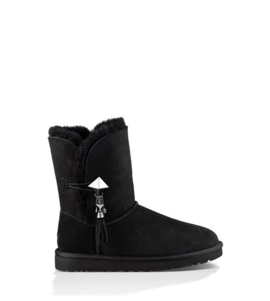 UGG Lilou Womens Boots Black 6