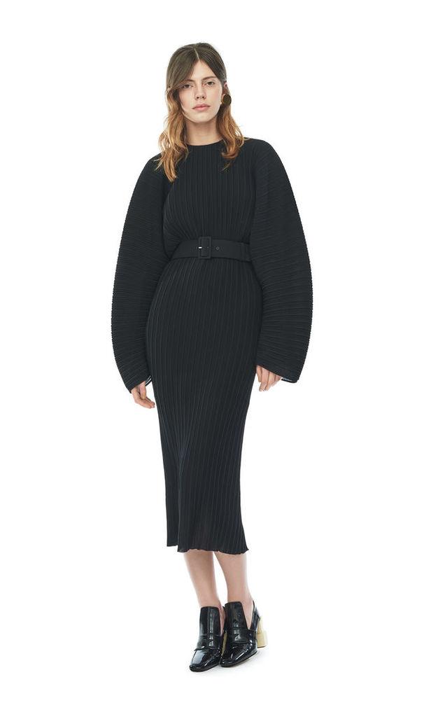 Singer Dress Black