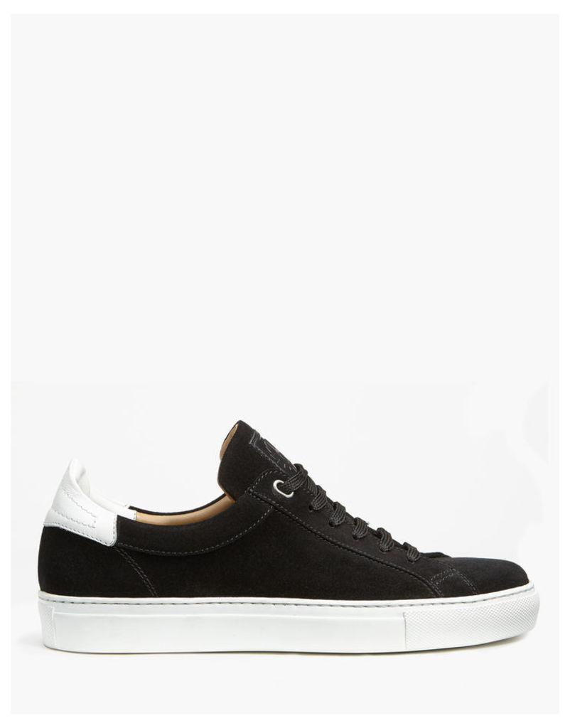Belstaff Dagenham Low-Top Sneakers Black