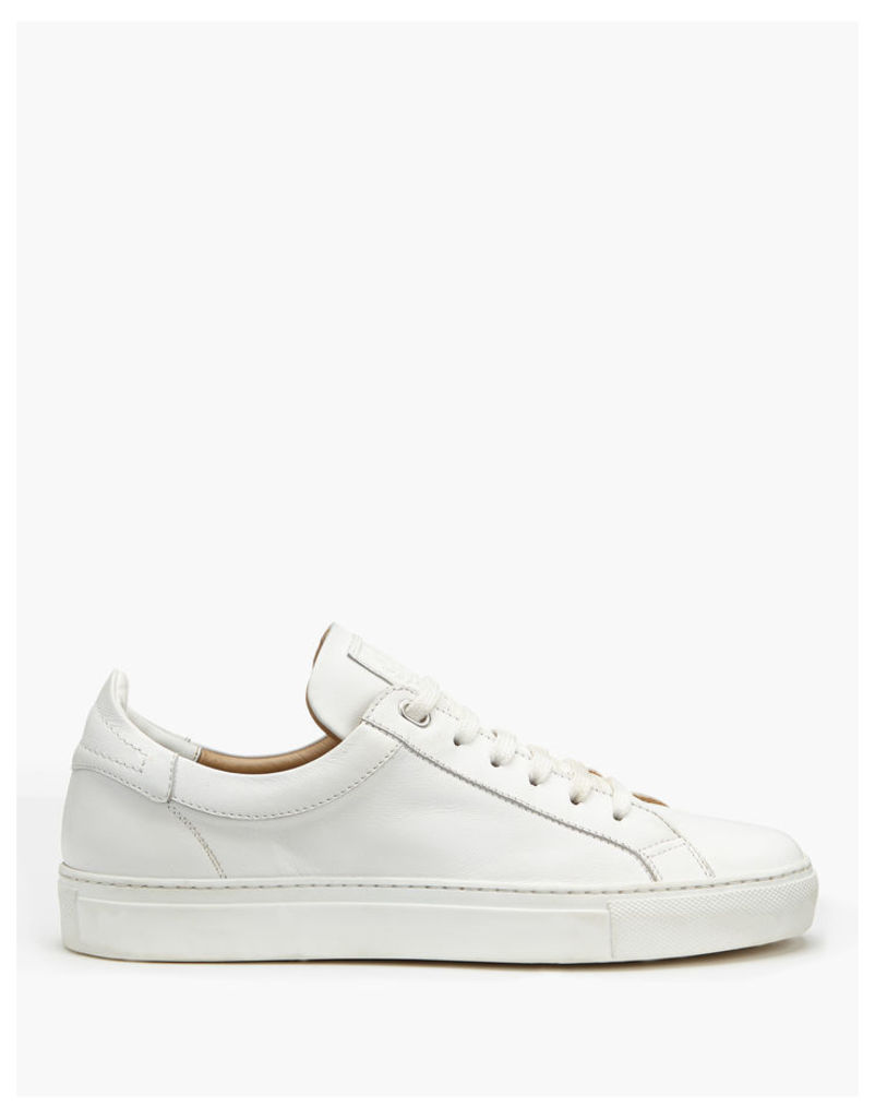 Belstaff Dagenham Low-Top Sneakers White