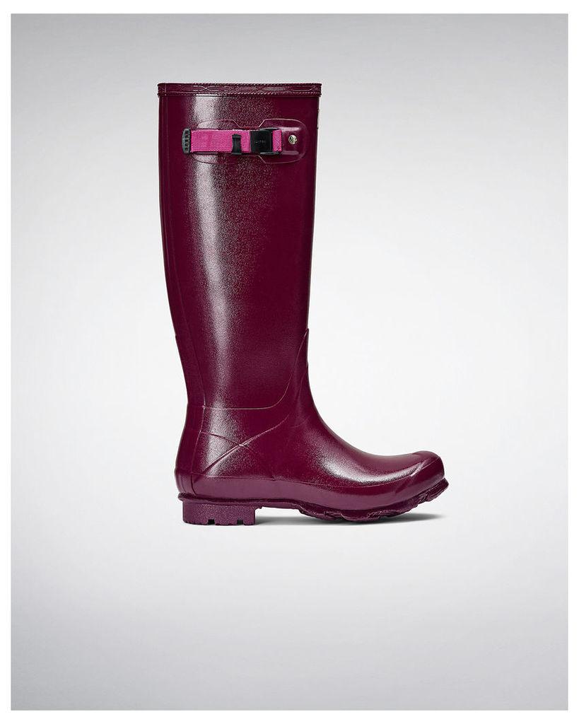 Women's Norris Field Gloss Wellington Boots