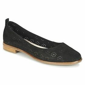 Clarks  ALANIA ROSA  women's Shoes (Pumps / Ballerinas) in Black