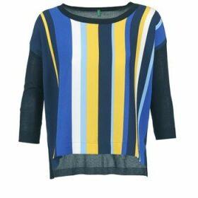 Benetton  OVEZAK  women's Sweater in Blue