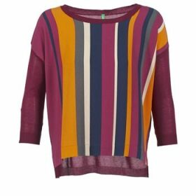 Benetton  OVEZAK  women's Sweater in Bordeaux