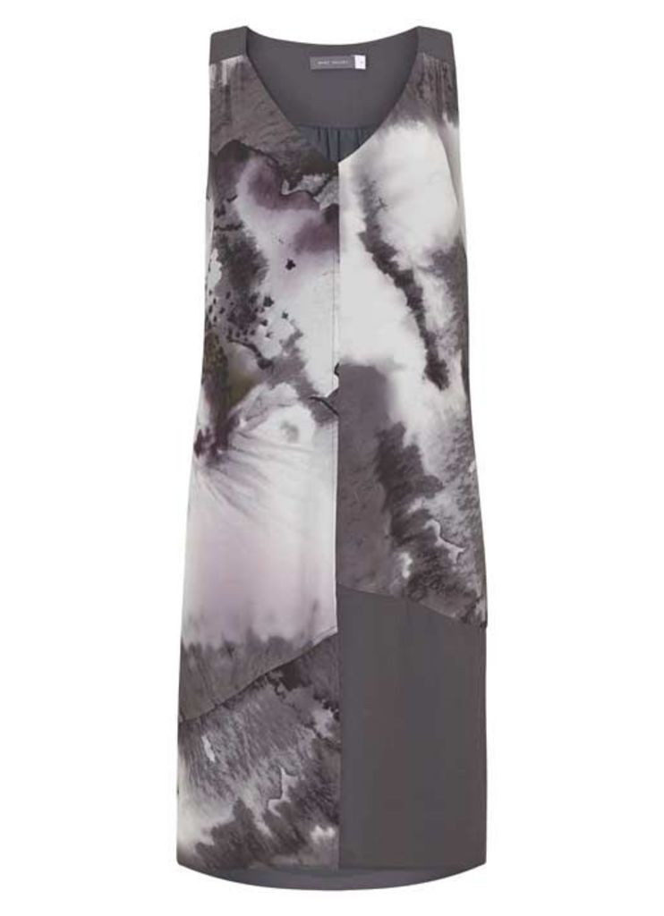 Florrie Print Cocoon Dress