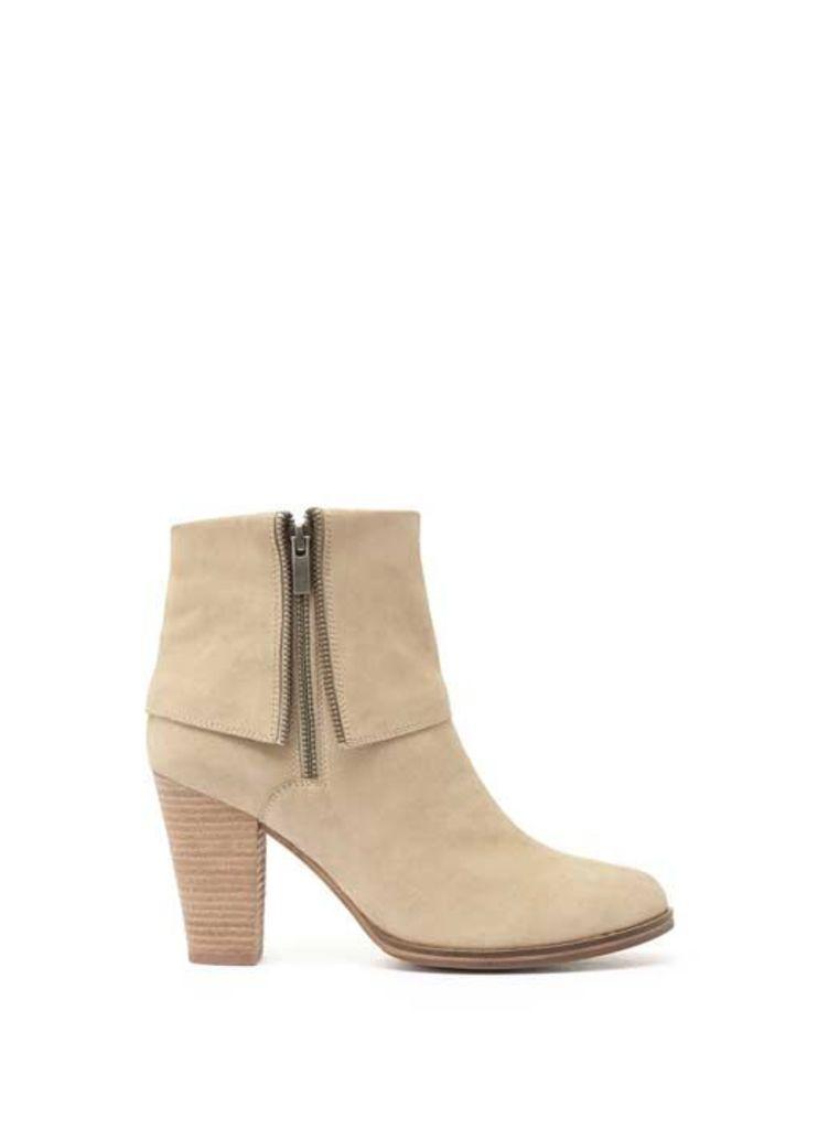 Honey Aiyana Fold Over Boot