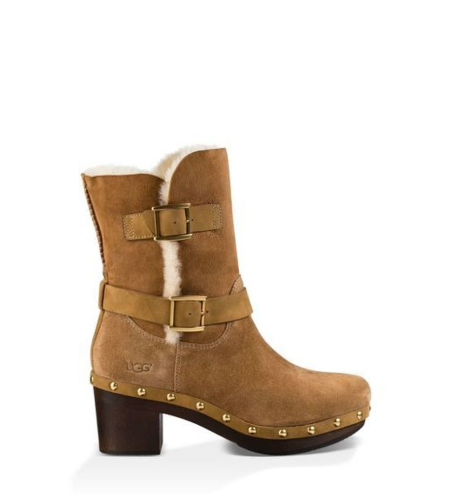 UGG Brea Womens Boots Chestnut 7