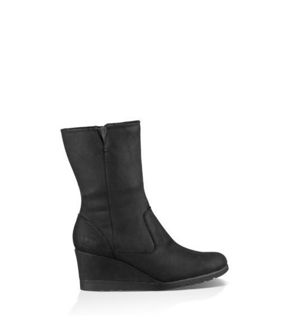 UGG Joely Womens Boots Black 6