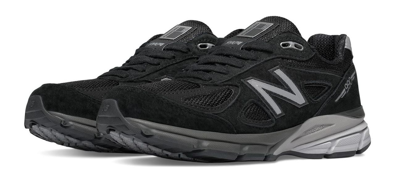 New Balance New Balance 990v4 Women's Stability and Motion Control W990BK4