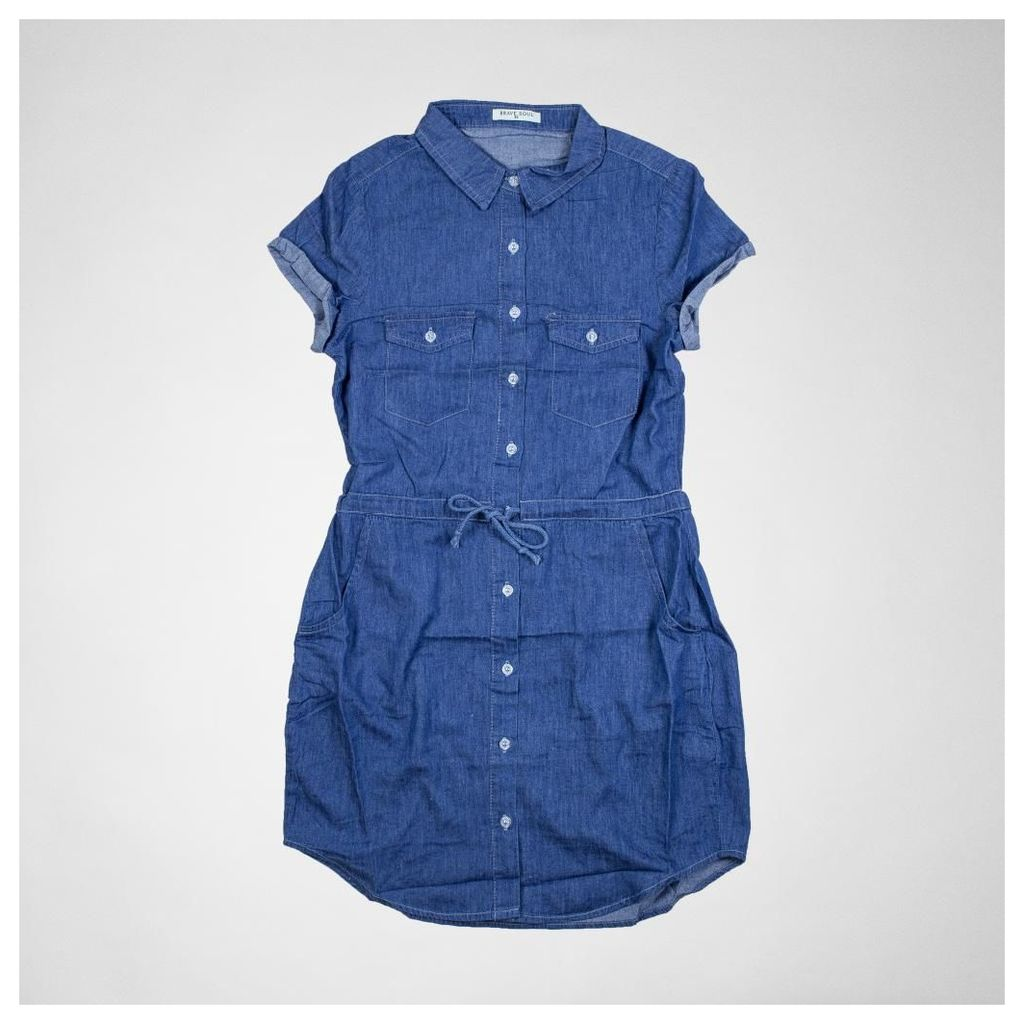 LDRW-225 Jenna Shirt Dress