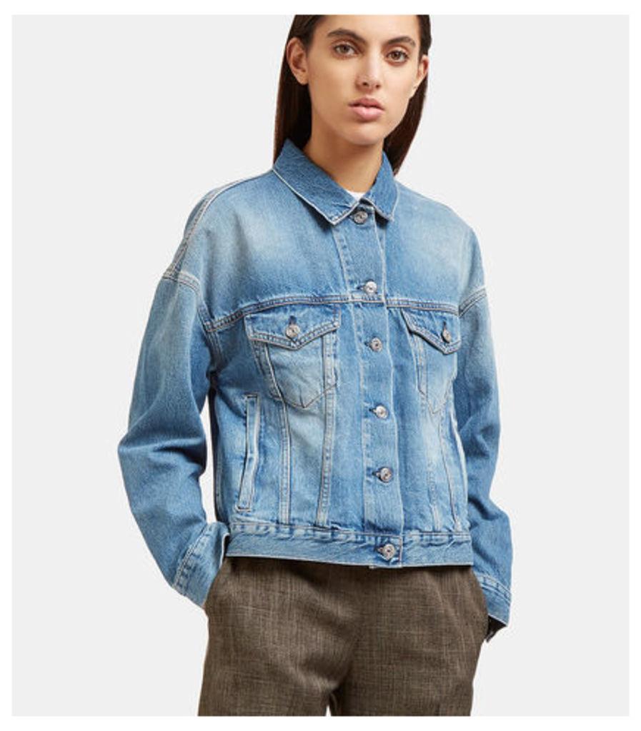 Lab Mid Vintage Denim Jacket