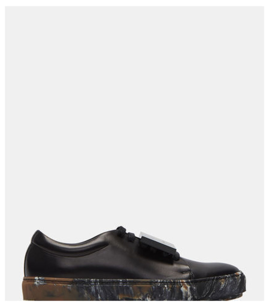 Adriana Marbled Sole Sneakers