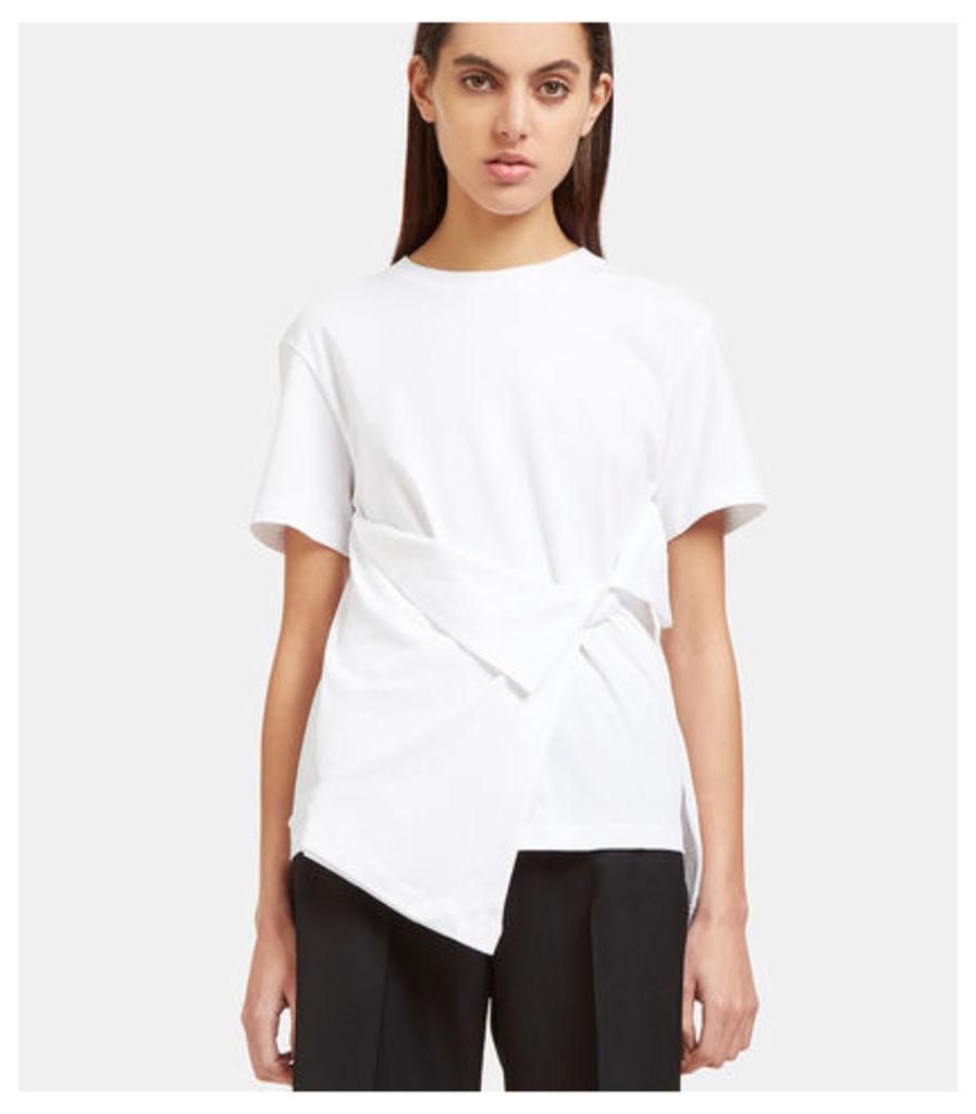 Front Drape T-Shirt