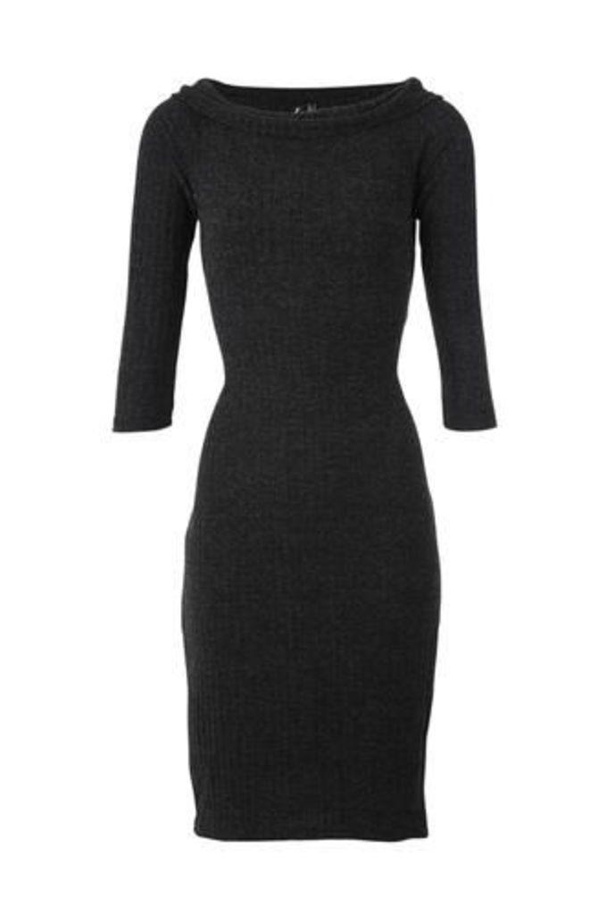 Bardot Midi Jumper Dress