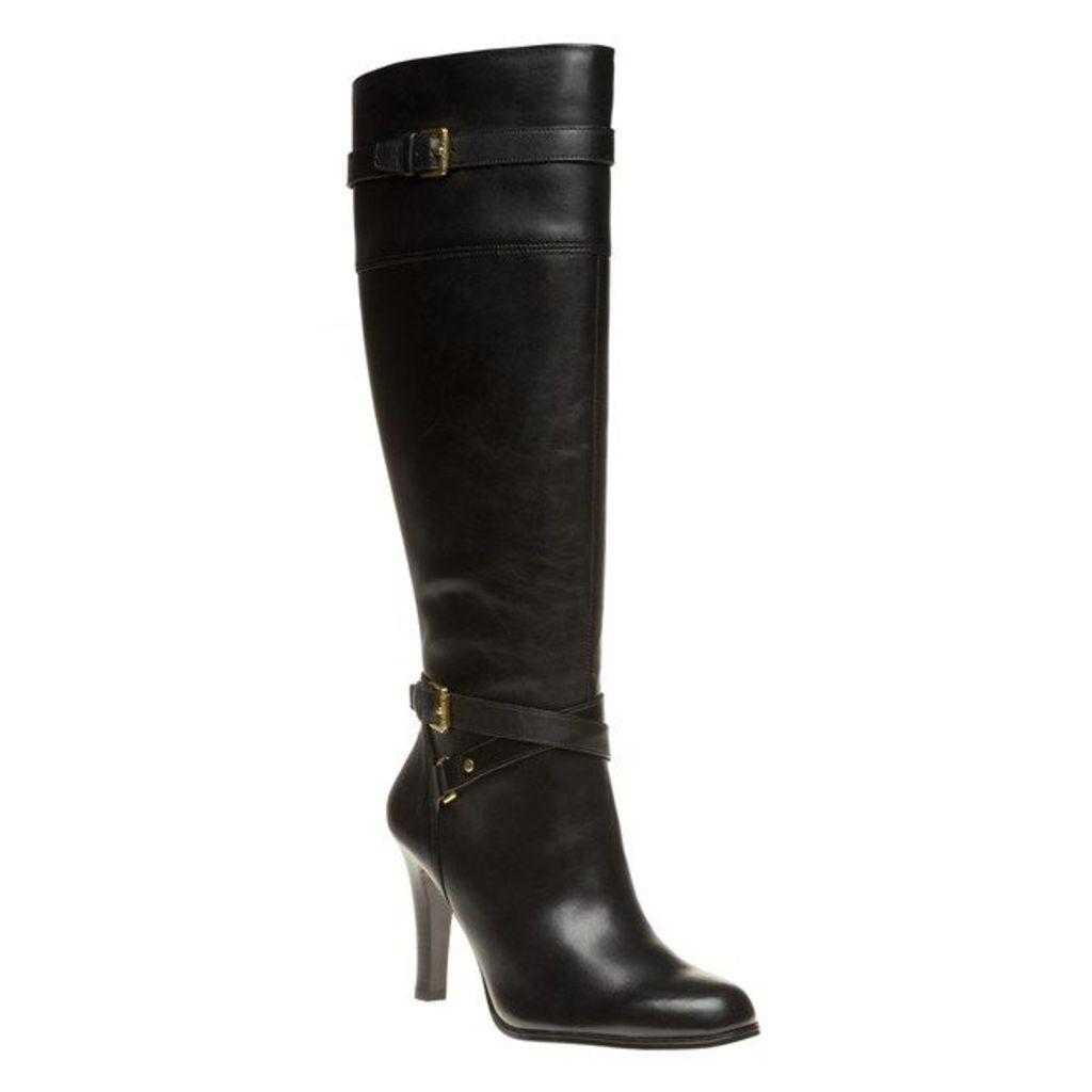 Lauren By Ralph Lauren Bernadete Boots, Black