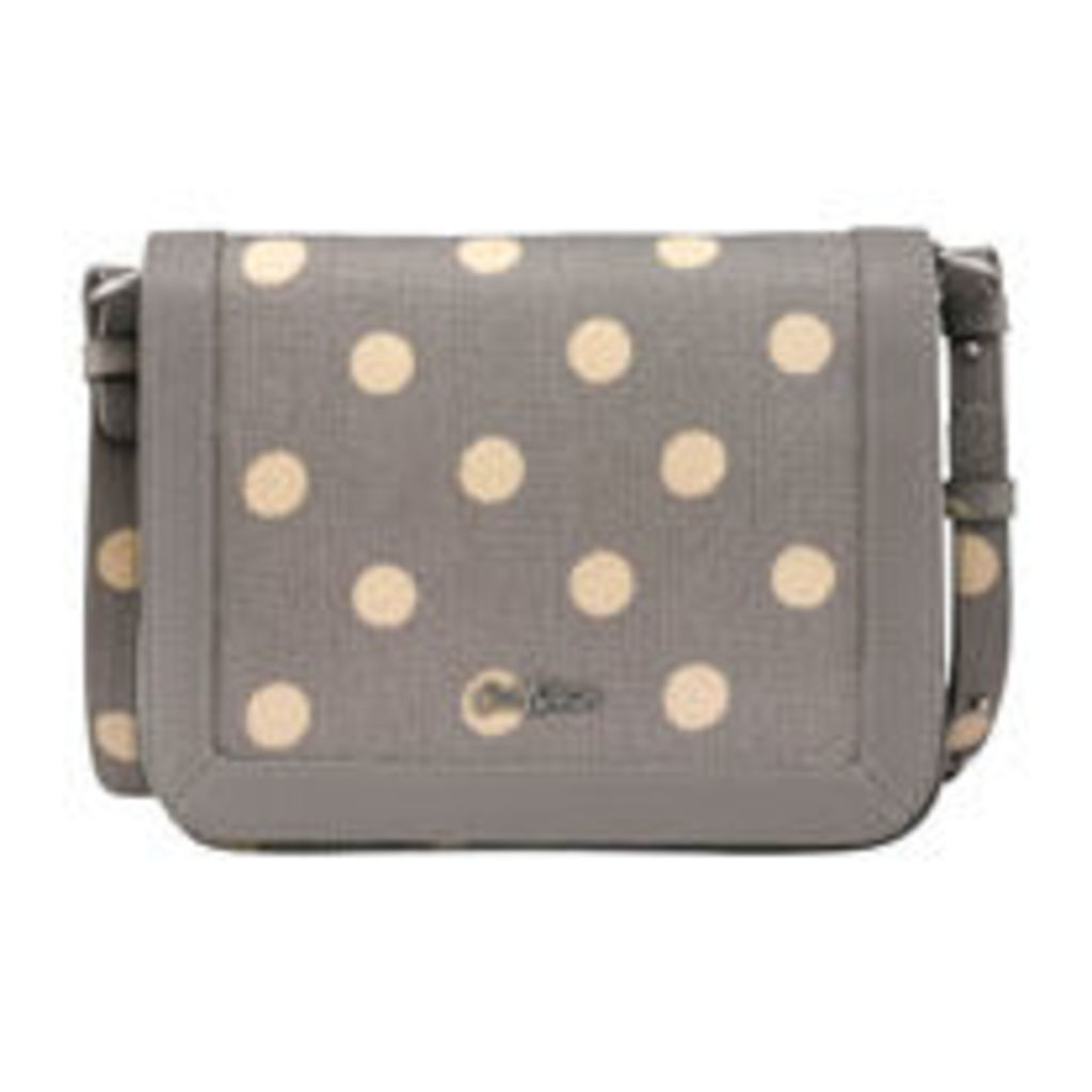 Button Spot Embossed Small Lucky Bag