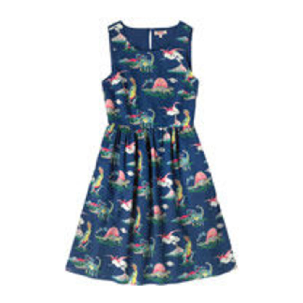 Dino Sleeveless Dress