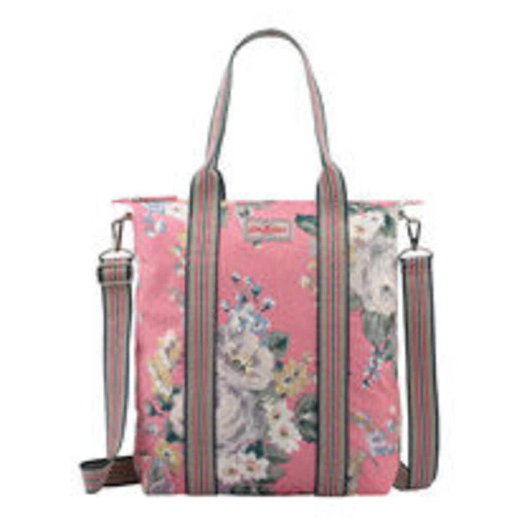 Norfolk Rose Foldaway Slim Shoulder Bag