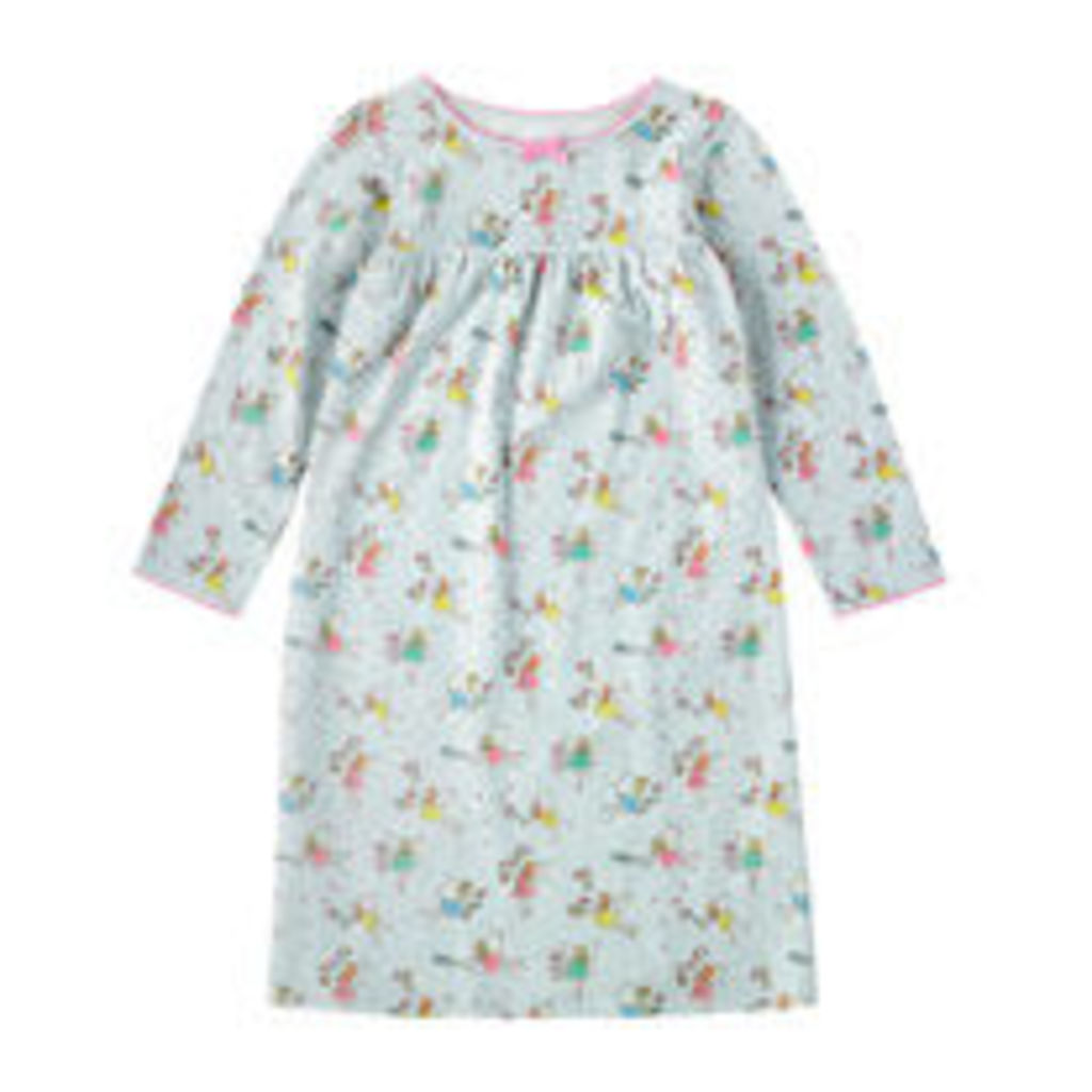 Garden Fairies Kids Jersey Nightie