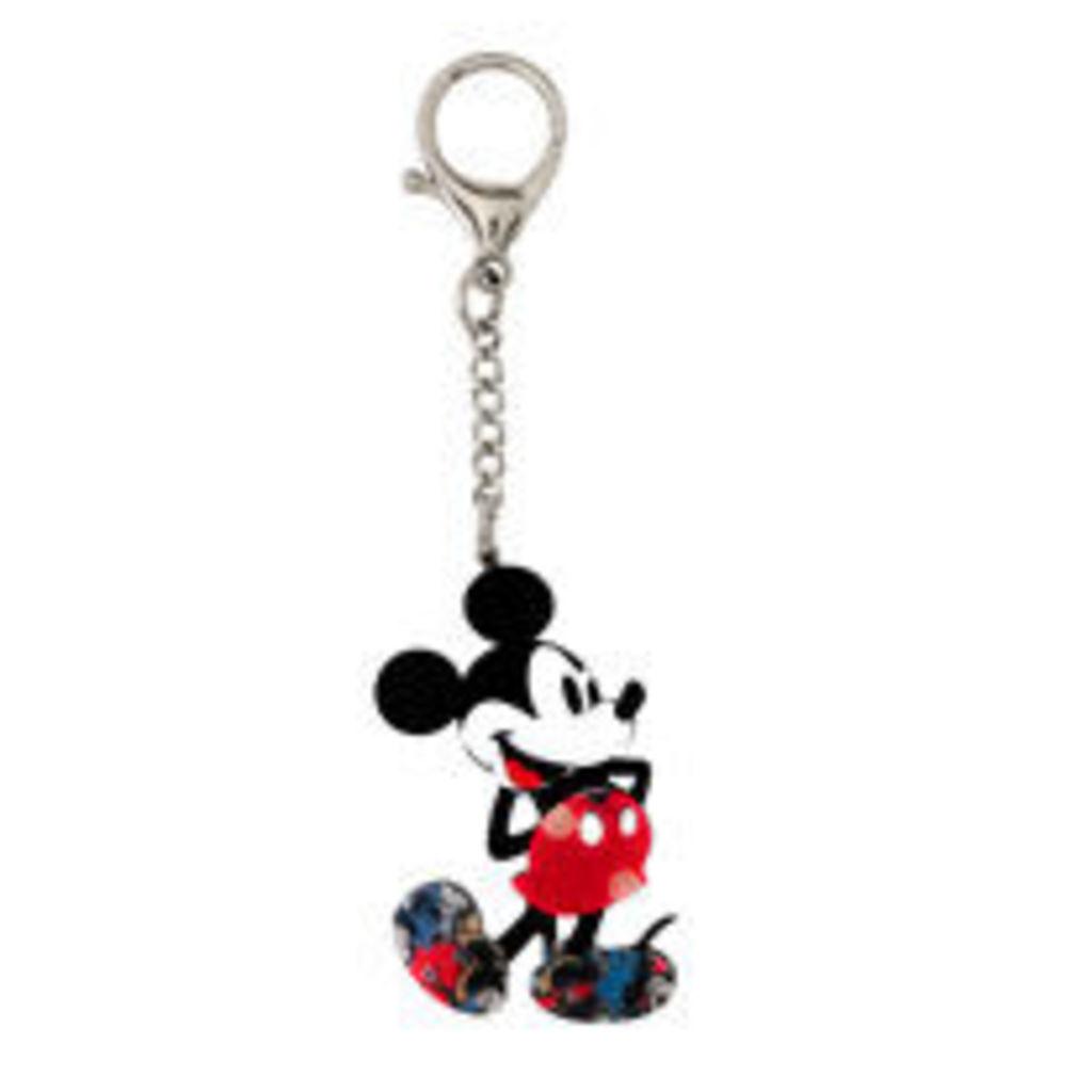 Minnie & Mickey Spot Bag Charm