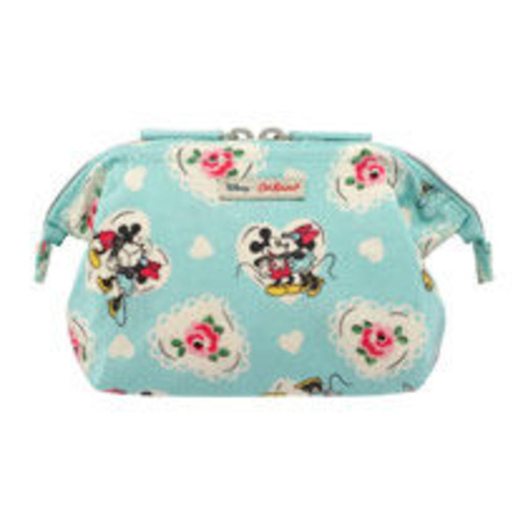 Mickey Hearts Minnie Frame Make Up Bag