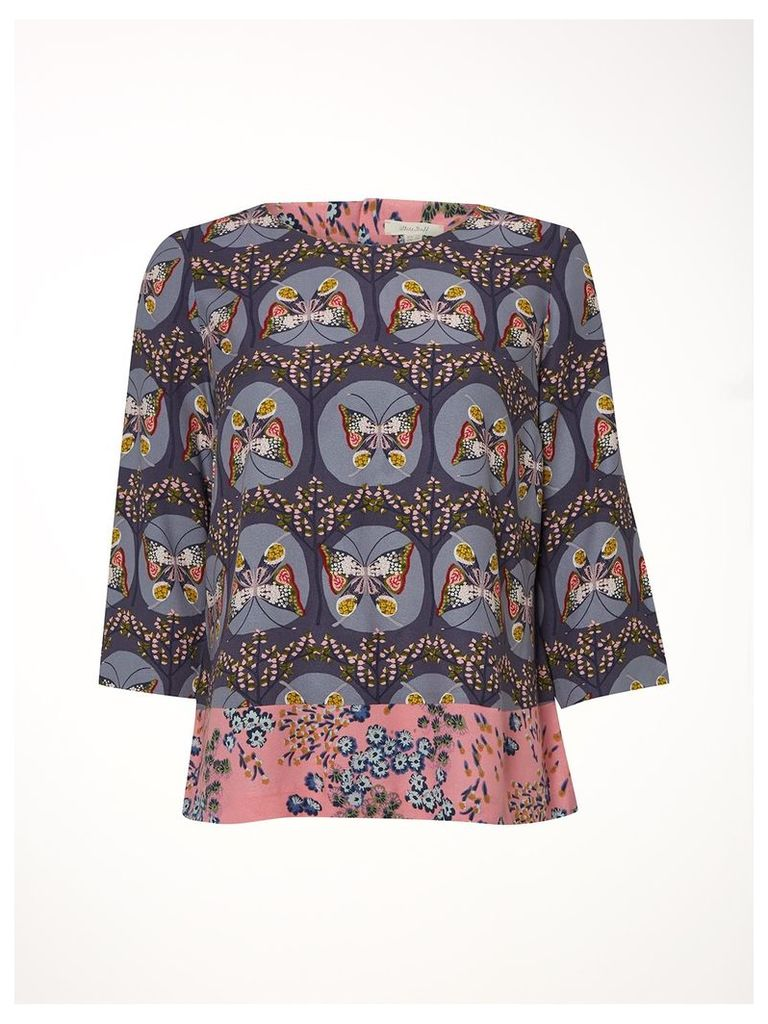 DREAMING BUTTERFLY TOP